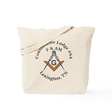 Masonic Lodge Tote Bag