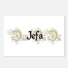 La Jefa's: Postcards (Package of 8)