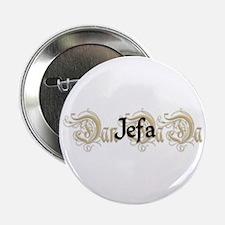 """La Jefa's: 2.25"""" Button"""