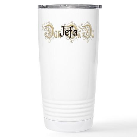 La Jefa's: Stainless Steel Travel Mug