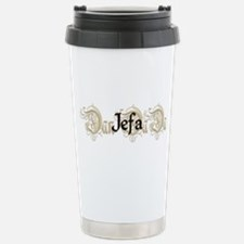 La Jefa's: Travel Mug
