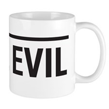 Square Root Of All Evil Mug