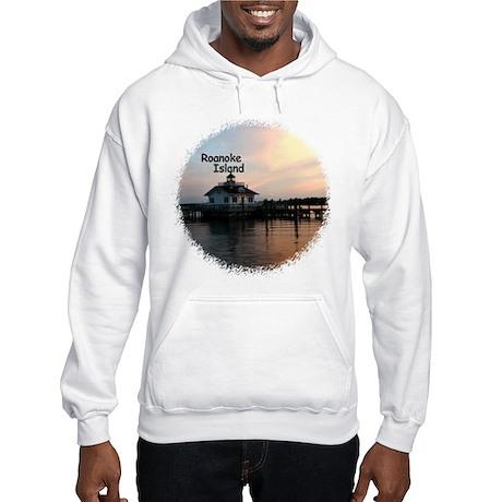 Roanoke Island Lighthouse Hooded Sweatshirt
