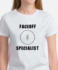Faceoff Specialist Tee