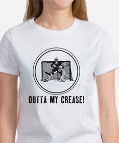 Outta My Crease Tee