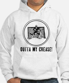 Outta My Crease Hoodie