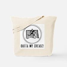Outta My Crease Tote Bag
