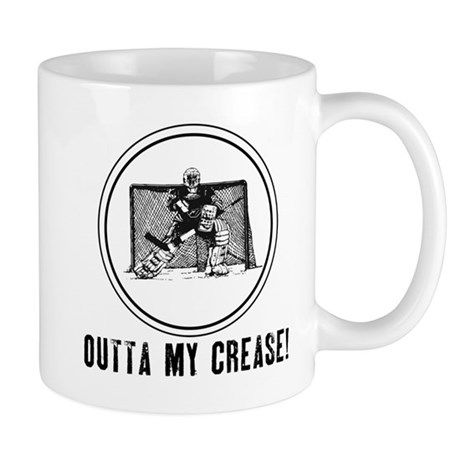 Outta My Crease Mug