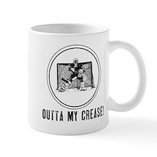 Outta My Crease Mug
