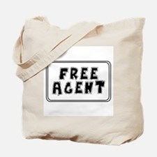 Free Agent Tote Bag