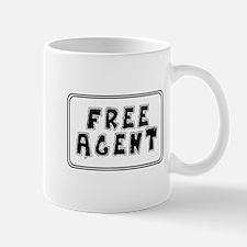 Free Agent Mug