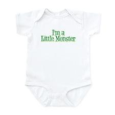 The Little Monster's Infant Bodysuit