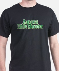 Auntie's Little Monster's T-Shirt