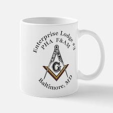 Masonic Lodge Mug