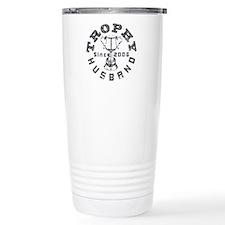 Trophy Husband Since 2006 Travel Mug