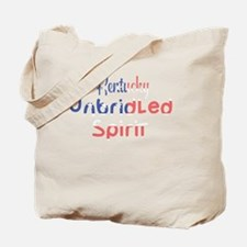 Kentucky Unbridled Spirit Tote Bag