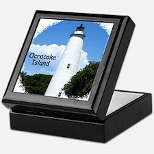 Ocracoke Lighthouse Keepsake Box