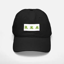 3 Frogs! Baseball Hat
