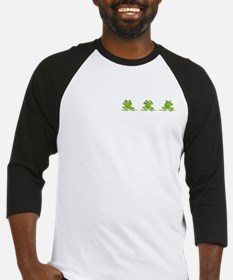 3 Frogs! Baseball Jersey