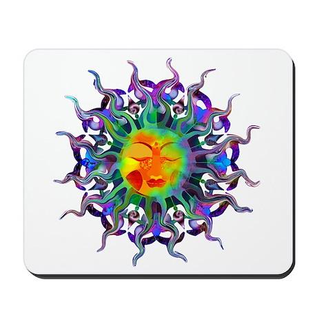 Chakra Sun Mousepad
