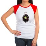 New Moon Volturi Jane Women's Cap Sleeve T-Shirt