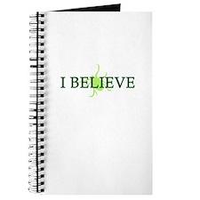 I Believe Journal