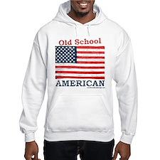 Old School American Hoodie
