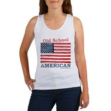 Old School American Women's Tank Top