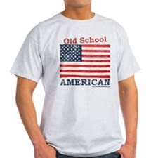 Old School American T-Shirt