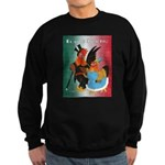 El Gallo Atractivo Sweatshirt (dark)
