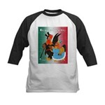 El Gallo Atractivo Kids Baseball Jersey