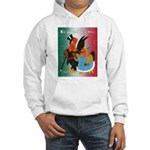 El Gallo Atractivo Hooded Sweatshirt