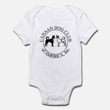 Canaan Dog Club of America Lo Infant Bodysuit