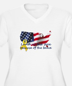 Land of the free ... T-Shirt