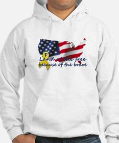 Land of the free ... Hoodie