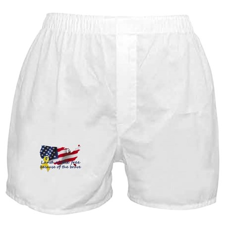 Land of the free ... Boxer Shorts