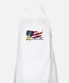 Land of the free ... BBQ Apron