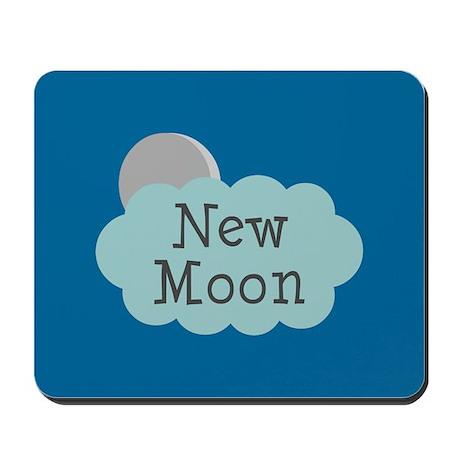 Twilight New Moon Mousepad