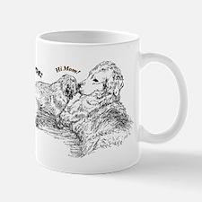 Golden Puppy Love Mug