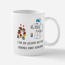 Robot Overlords Mug