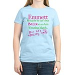 Emmett's Design Women's Light T-Shirt