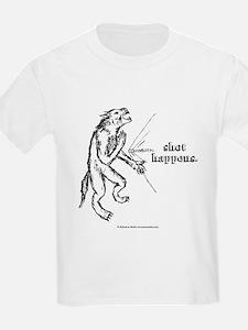 Shot Happens. T-Shirt
