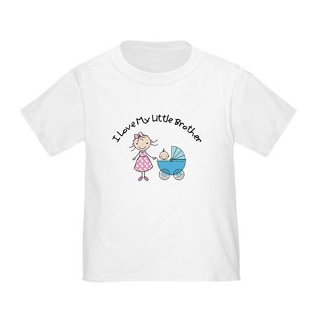 big sister little brother matching t shirts infant by. Black Bedroom Furniture Sets. Home Design Ideas