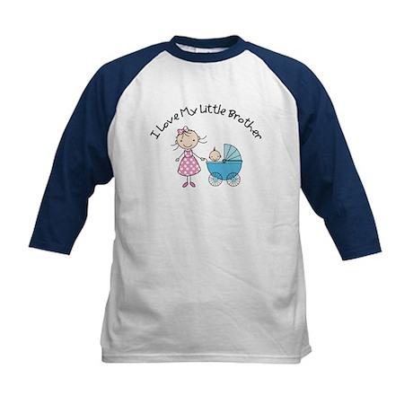 big sister little brother matching t-shirts Kids B
