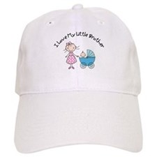 big sister little brother matching t-shirts Cap