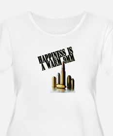 Happiness is a Warm 9mm T-Shirt