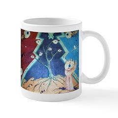 The Eyeball Tree Mug