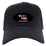 Black Science Buddies Cap