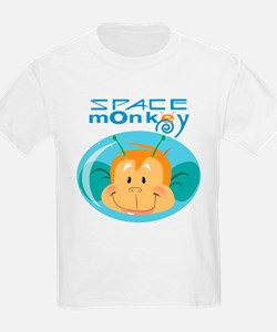 Funny Space monkey T-Shirt