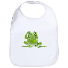 Frog - See No Evil! Bib